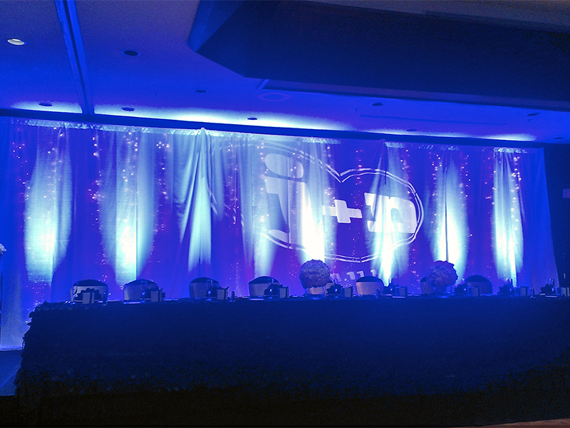 Uplighting Service by J Muse Entertainment